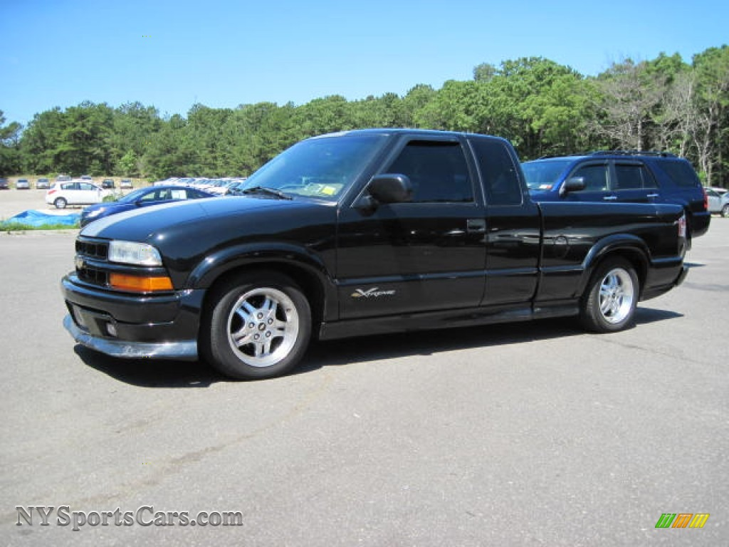 2003 chevrolet s10 xtreme extended cab in black onyx 250474 cars for sale. Black Bedroom Furniture Sets. Home Design Ideas