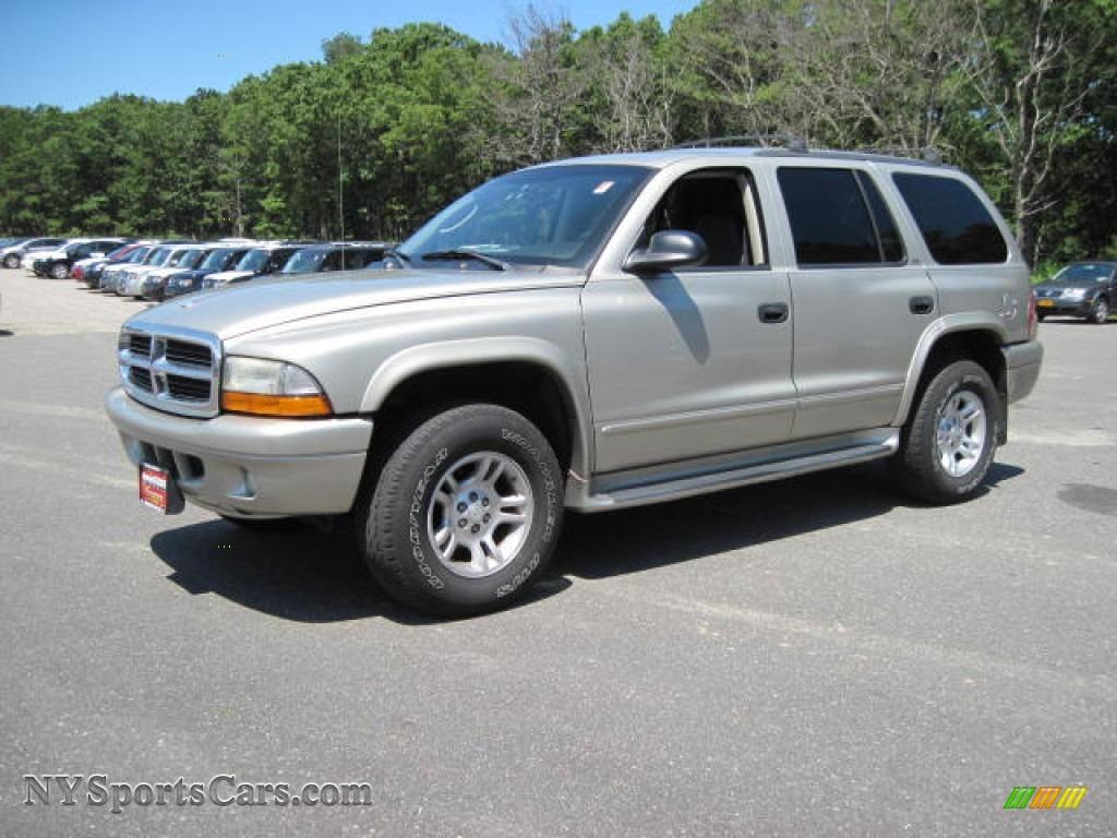 2002 Dodge Durango Slt 4x4 In Light Almond Pearl Metallic