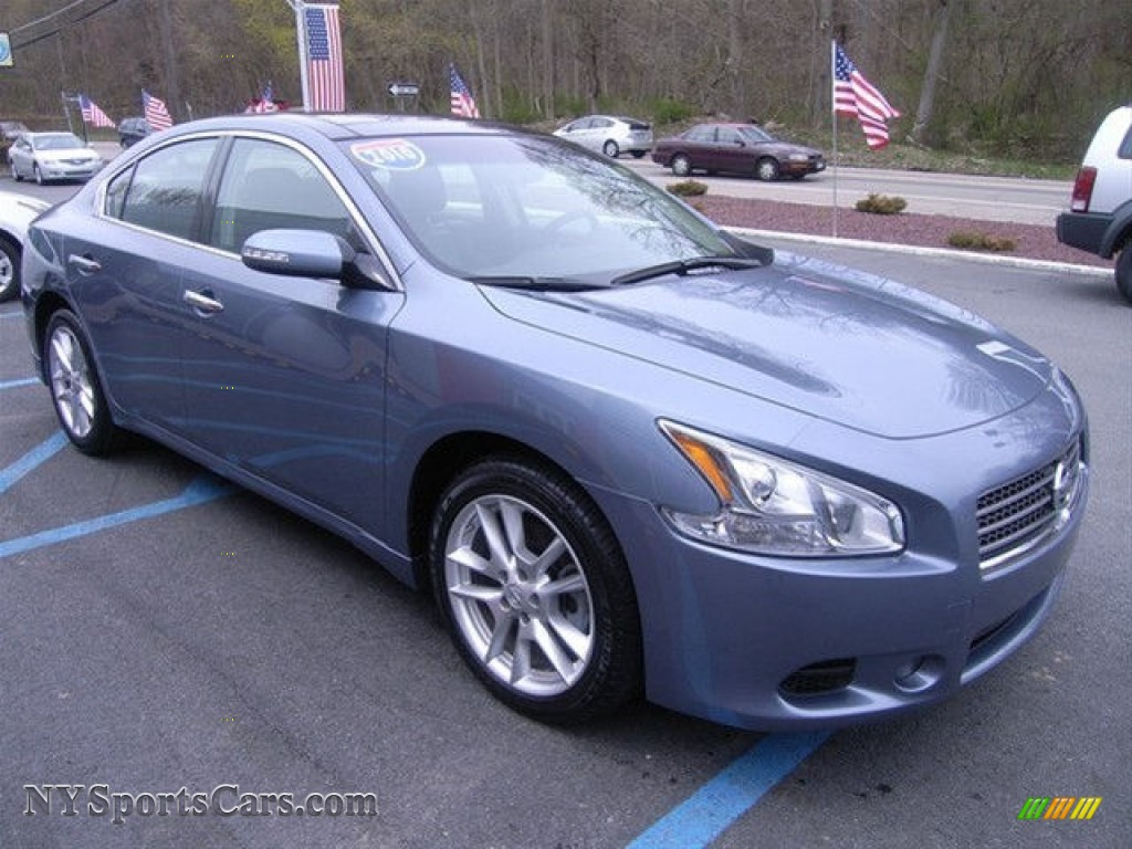 2011 nissan maxima 3 5 sv sport in ocean gray 804604 cars for sale in new. Black Bedroom Furniture Sets. Home Design Ideas