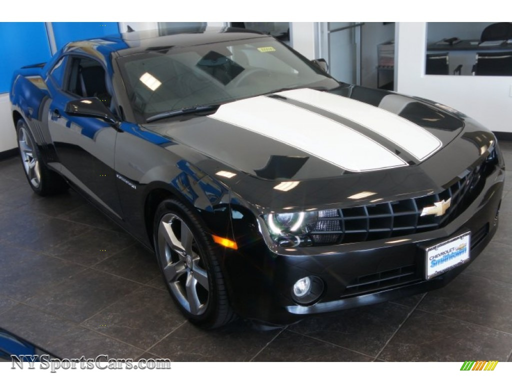 2011 Chevrolet Camaro LT/RS Coupe in Black - 132726 | NYSportsCars.com ...