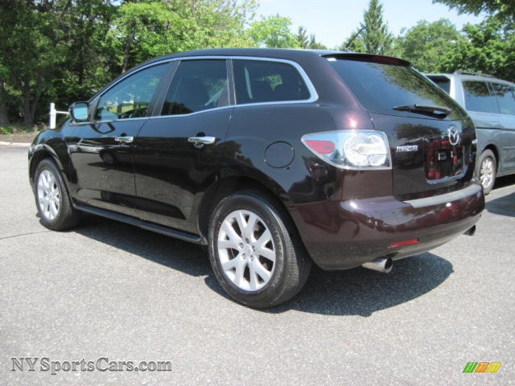 2007 mazda cx 7 touring in black cherry mica photo 2. Black Bedroom Furniture Sets. Home Design Ideas