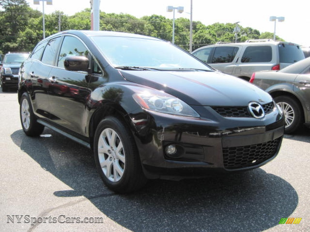 2007 mazda cx 7 touring in black cherry mica photo 4. Black Bedroom Furniture Sets. Home Design Ideas