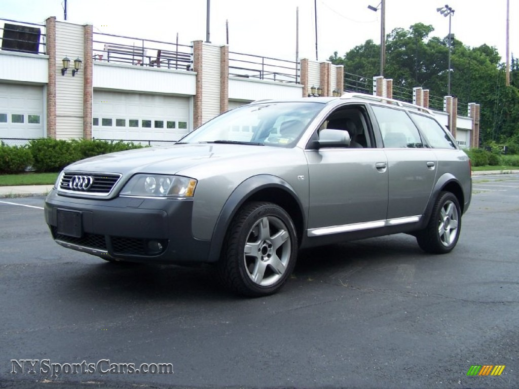 2003 audi allroad 2 7t quattro in atlas gray 111685 cars for sale in new york. Black Bedroom Furniture Sets. Home Design Ideas