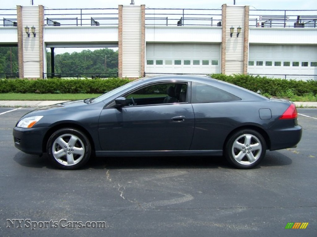 Honda 2006 honda coupe : 2006 Honda Accord EX-L V6 Coupe in Graphite Pearl photo #3 ...