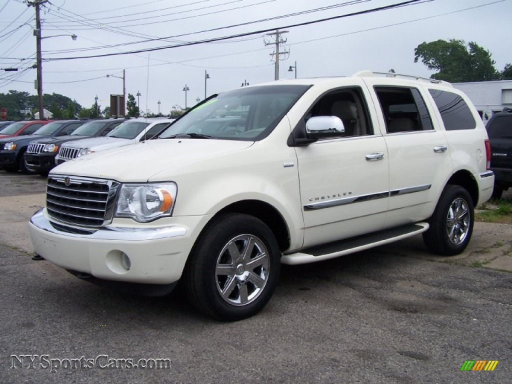 2008 Chrysler Aspen Limited 4WD in Cool Vanilla - 152164 ...