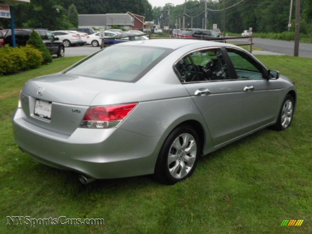 2008 honda accord ex l v6 sedan in alabaster silver for Honda accord ex l v6