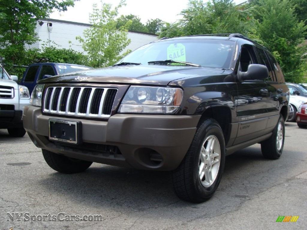 2004 jeep grand cherokee laredo 4x4 in brillant black. Black Bedroom Furniture Sets. Home Design Ideas