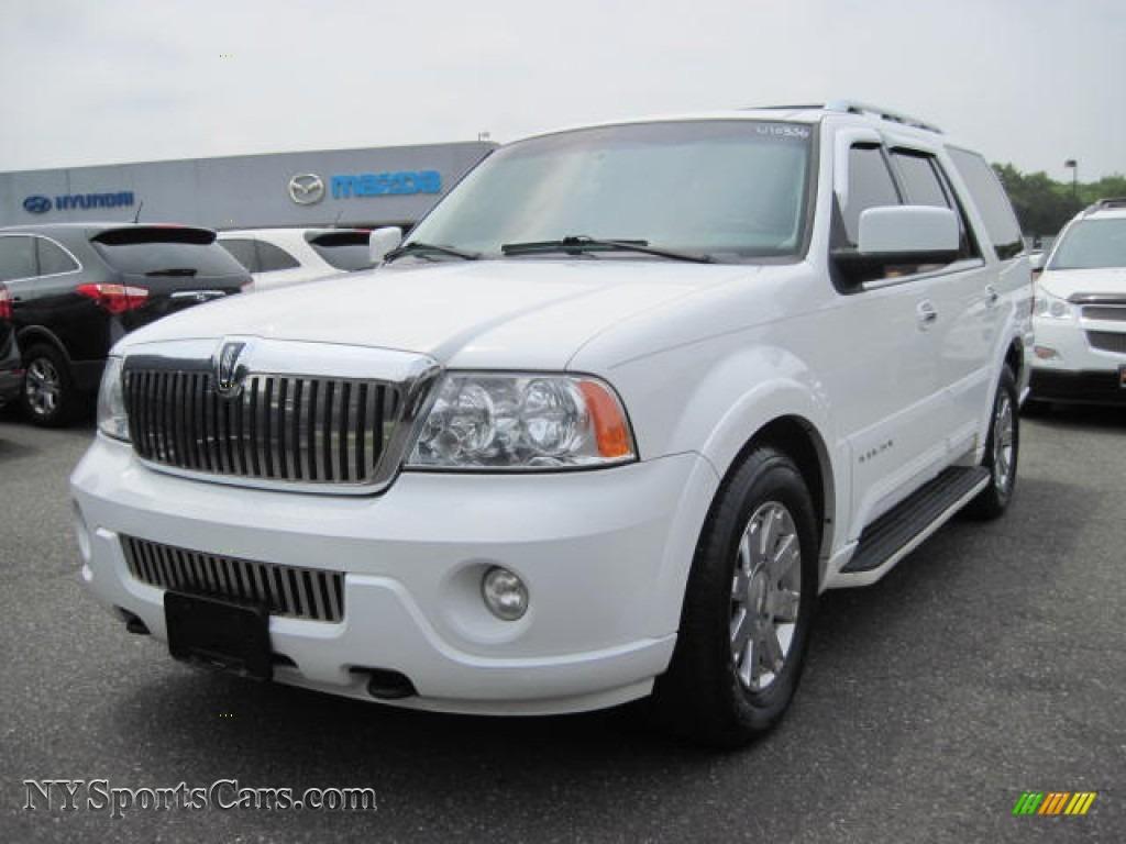 2004 lincoln navigator ultimate 4x4 in oxford white j05138 cars for sale. Black Bedroom Furniture Sets. Home Design Ideas