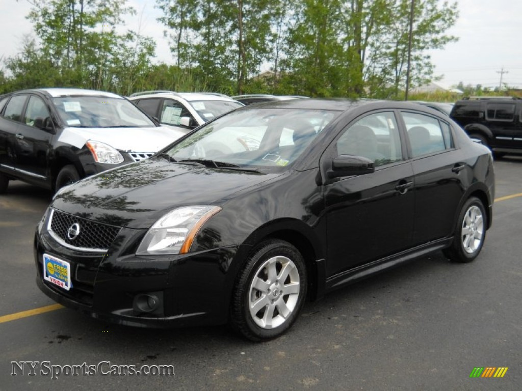 2010 nissan sentra 20 sr in super black 678713 nysportscars super black charcoal nissan sentra 20 sr vanachro Image collections