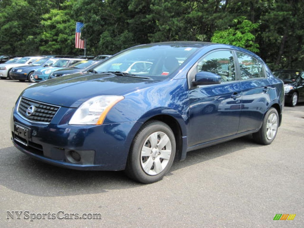 2007 nissan sentra 2 0 in blue onyx metallic 680725 cars for sale in new york. Black Bedroom Furniture Sets. Home Design Ideas