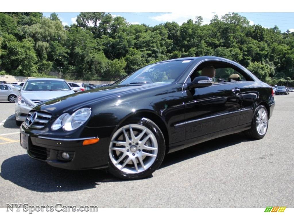 2008 mercedes benz clk 350 coupe in obsidian black for 2008 mercedes benz clk350