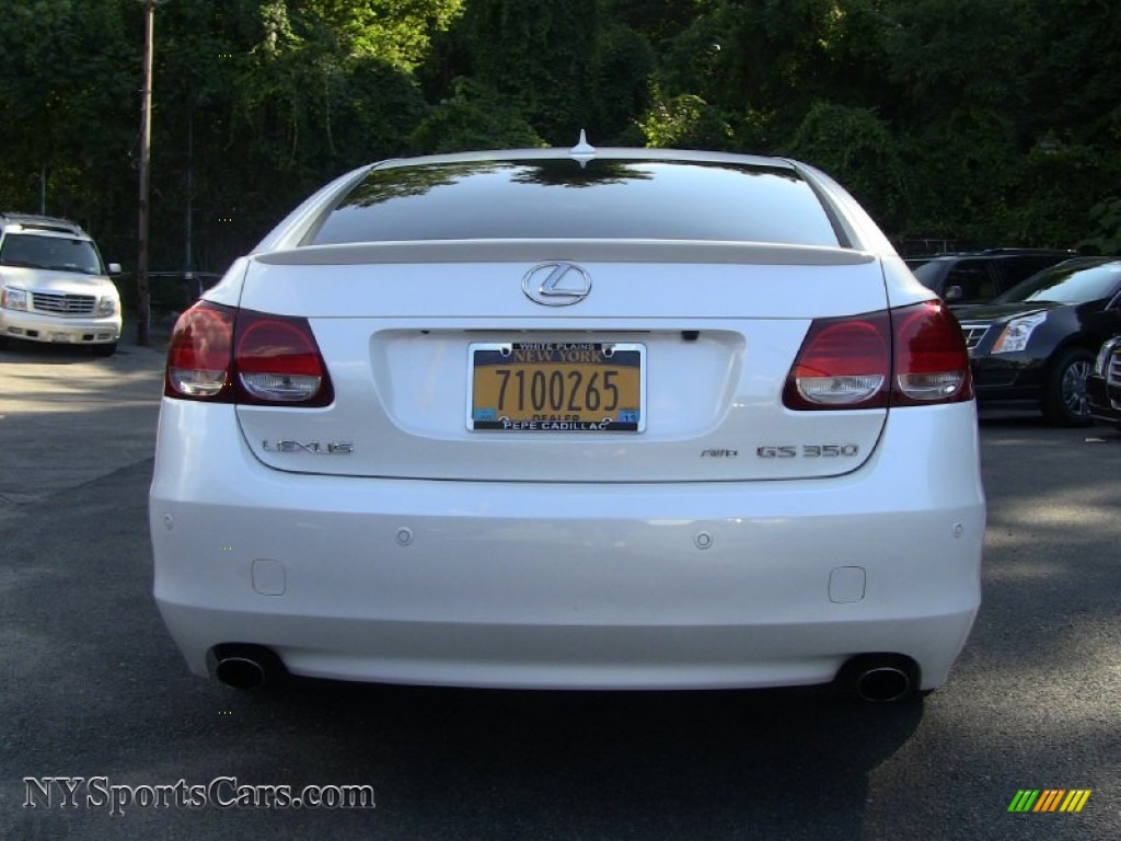2010 lexus gs 350 awd in starfire pearl white photo 5 027250 cars for. Black Bedroom Furniture Sets. Home Design Ideas