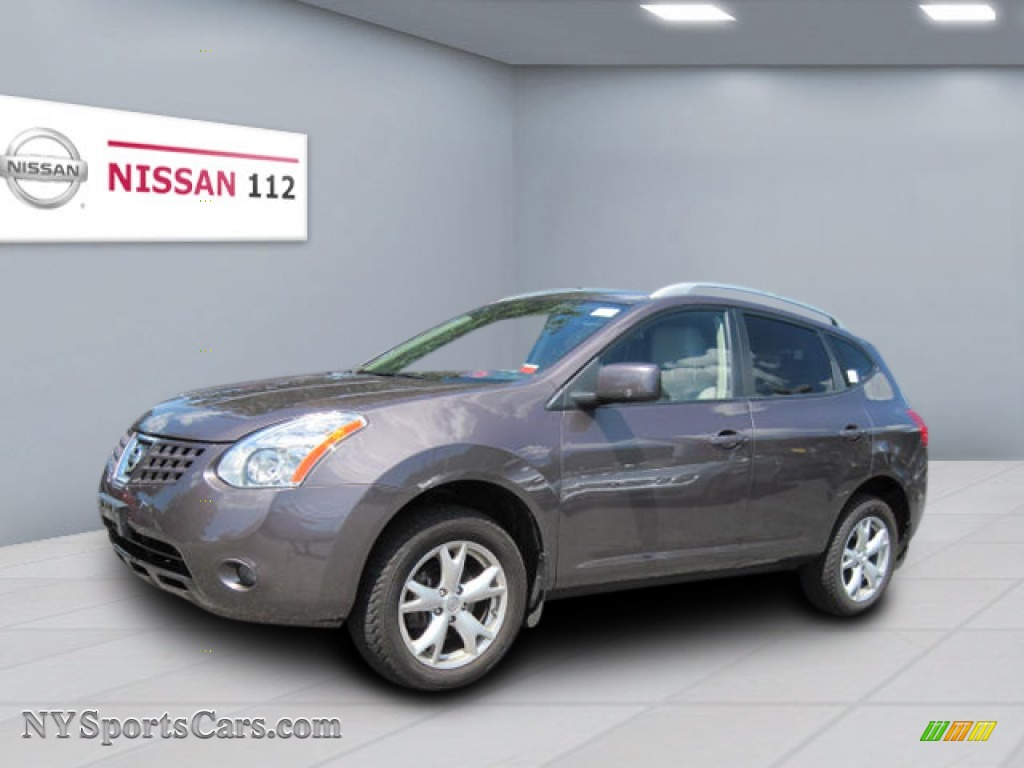 2009 nissan rogue sl awd in iridium graphite - 174240