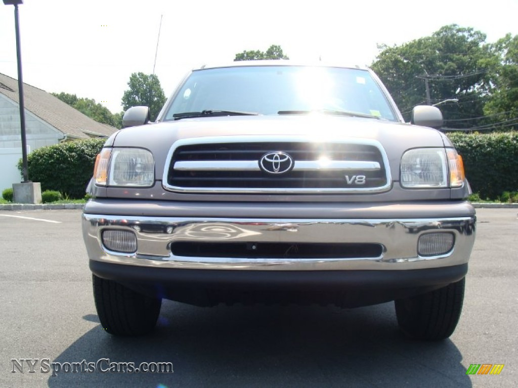 2000 toyota tundra limited extended cab in thunder gray metallic photo 2 024058. Black Bedroom Furniture Sets. Home Design Ideas