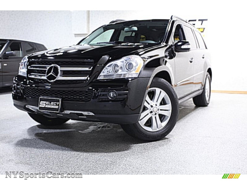 2008 mercedes benz gl 450 4matic in black 424662 for Mercedes benz 2008 gl450 for sale