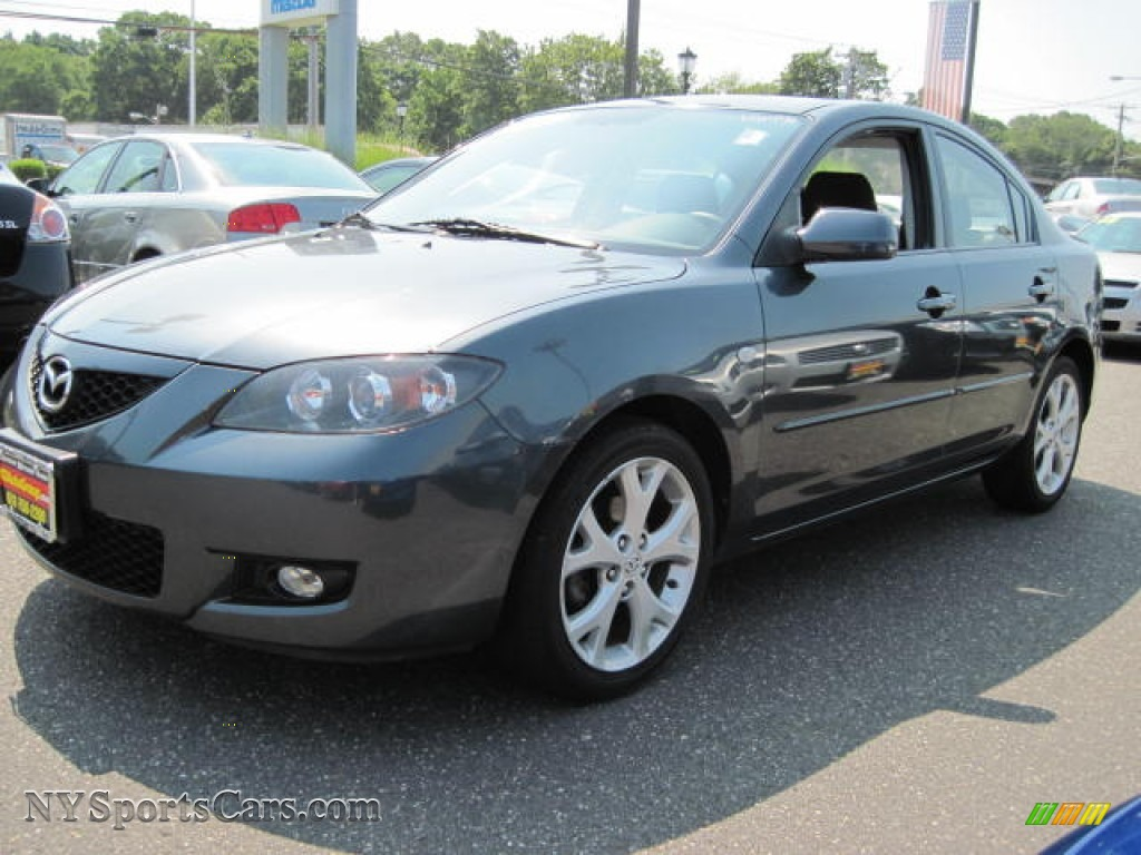 2008 mazda mazda3 i touring sedan in galaxy gray mica 154770 cars for. Black Bedroom Furniture Sets. Home Design Ideas