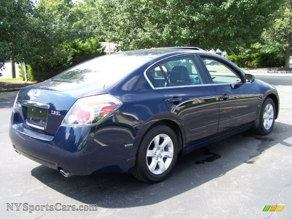 2008 nissan altima 2 5 sl in majestic blue metallic photo 5 420767 cars. Black Bedroom Furniture Sets. Home Design Ideas