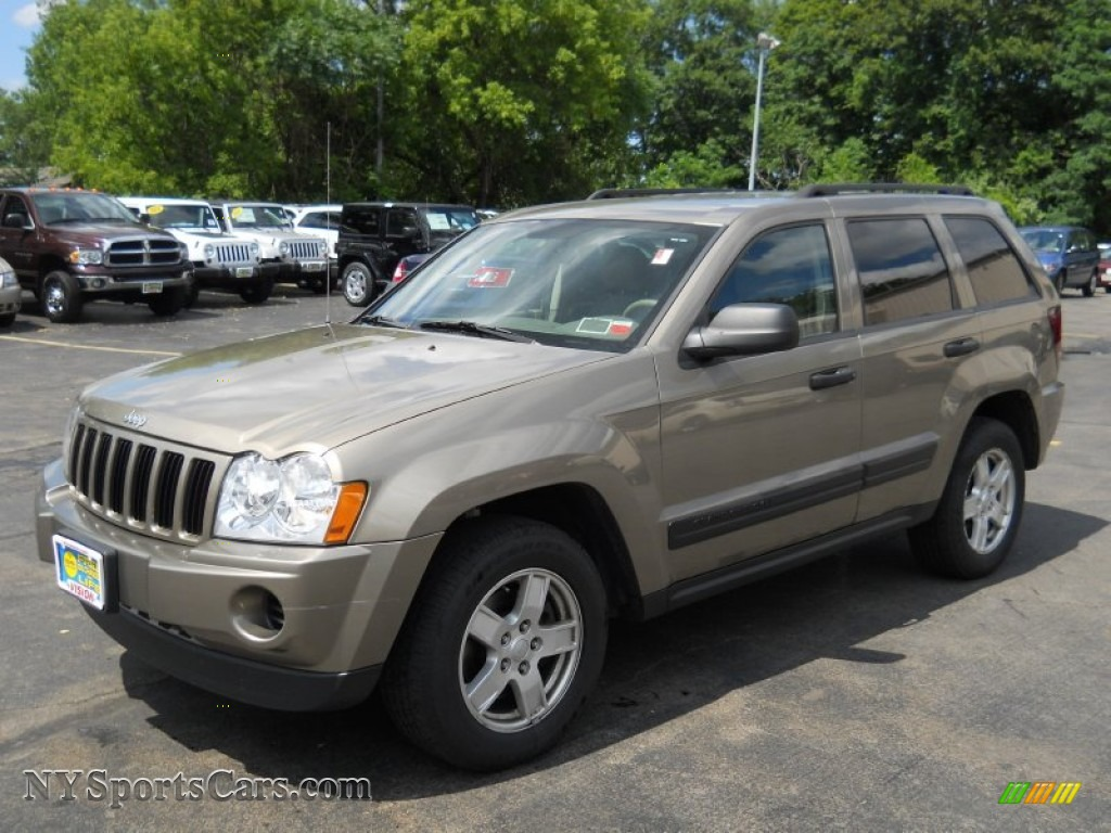 2006 jeep grand cherokee laredo 4x4 in light khaki metallic 135310. Cars Review. Best American Auto & Cars Review