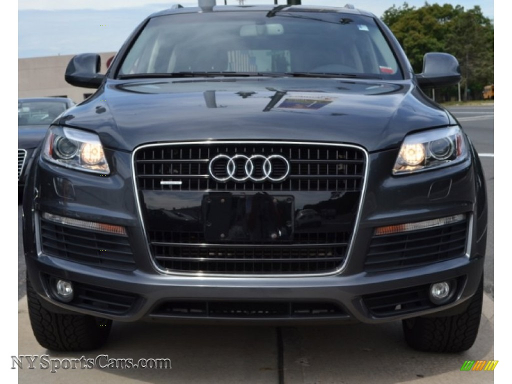 2007 audi q7 4 2 premium quattro in lava gray pearl effect photo 2 041681. Black Bedroom Furniture Sets. Home Design Ideas