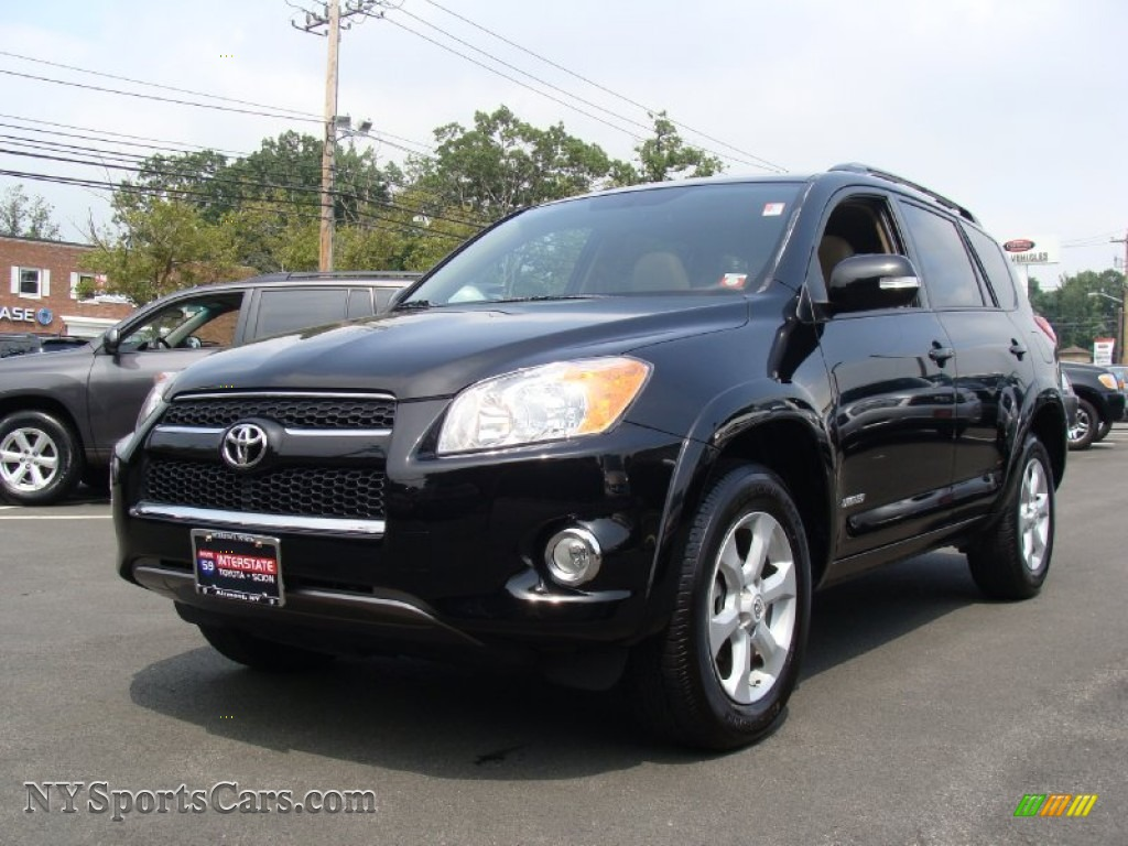 2011 toyota rav4 limited 4wd in black 095320 cars for sale in new york. Black Bedroom Furniture Sets. Home Design Ideas