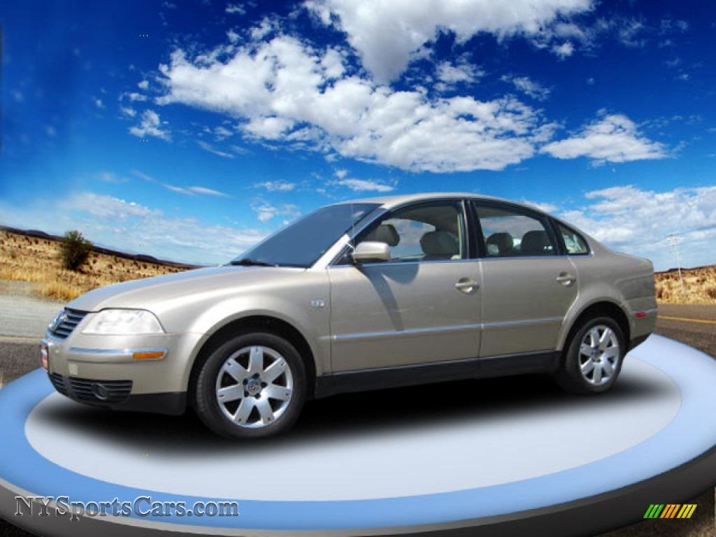 2001 Volkswagen Passat Glx Sedan In Candy White 287923