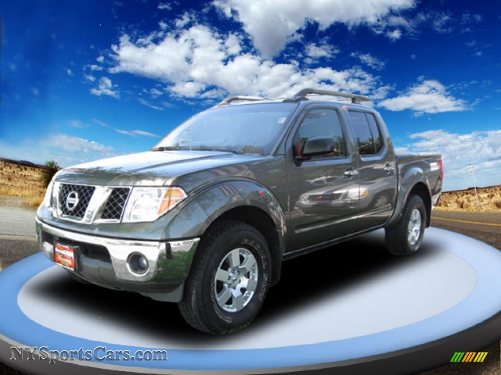 2008 nissan frontier nismo crew cab 4x4 in storm grey. Black Bedroom Furniture Sets. Home Design Ideas