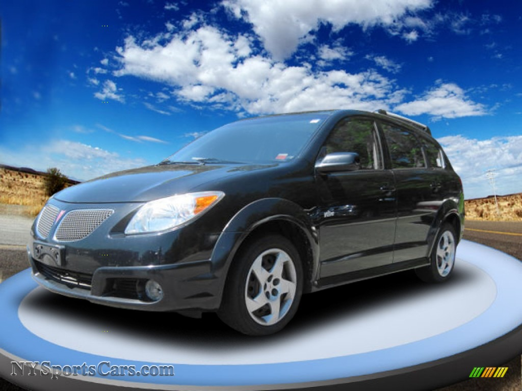 2006 pontiac vibe in abyss black 460189 nysportscars. Black Bedroom Furniture Sets. Home Design Ideas