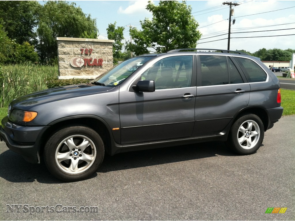 2003 bmw x5 in steel grey metallic h46920 cars for sale in new york. Black Bedroom Furniture Sets. Home Design Ideas