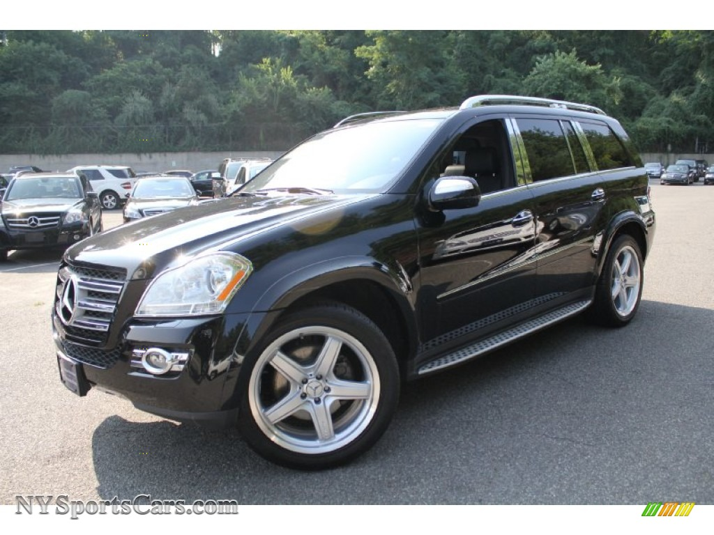 2009 mercedes benz gl 550 4matic in black 470731 for Mercedes benz 550 gl
