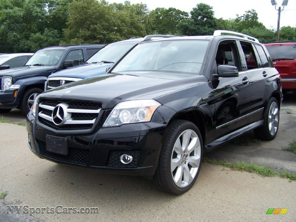 2010 mercedes benz glk 350 4matic in black 319720 cars for sale in new york. Black Bedroom Furniture Sets. Home Design Ideas