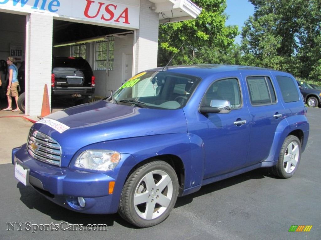 2006 Chevrolet Hhr Lt In Daytona Blue Metallic 667455