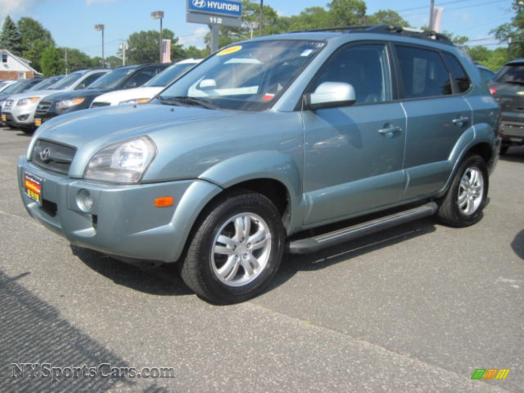 2014 Ford Escape For Sale >> 2008 Hyundai Tucson Limited 4WD in Alpine Frost - 840102