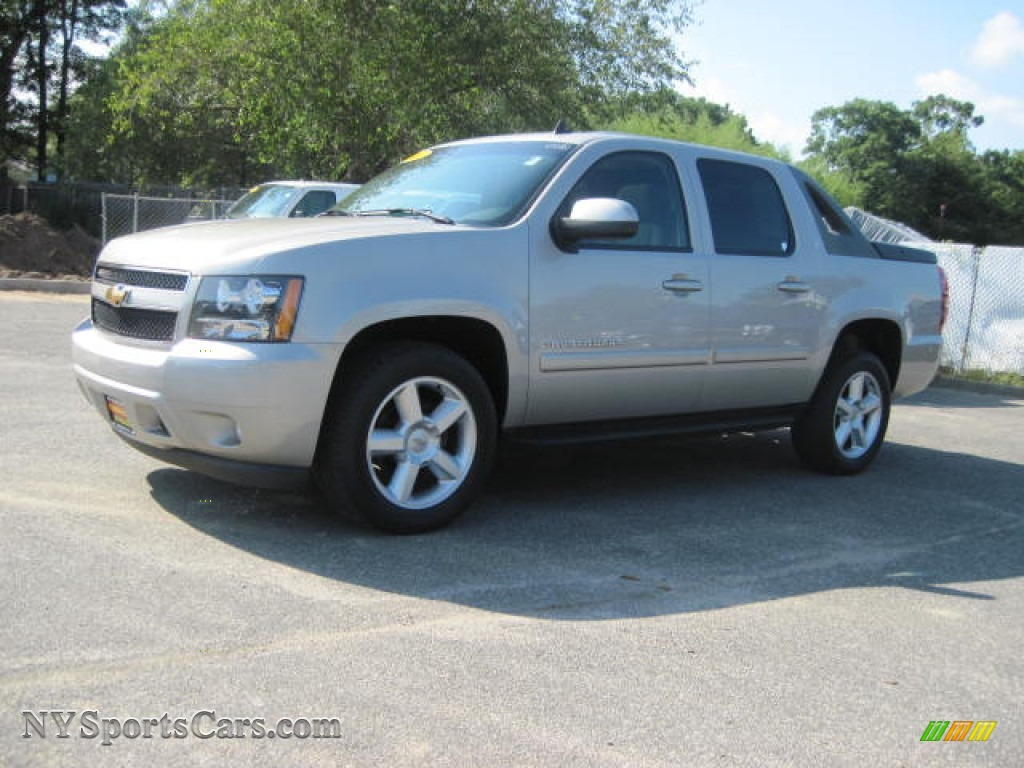 2000 Chevy Avalanche For Sale 2007 Chevrolet Avalanche LT 4WD in Silver Birch Metallic - 223077 ...