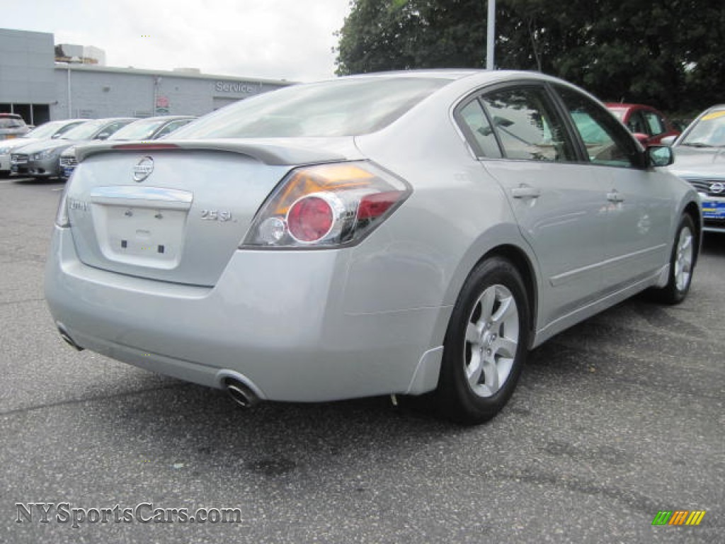 2008 nissan altima 2 5 sl in radiant silver metallic photo. Black Bedroom Furniture Sets. Home Design Ideas