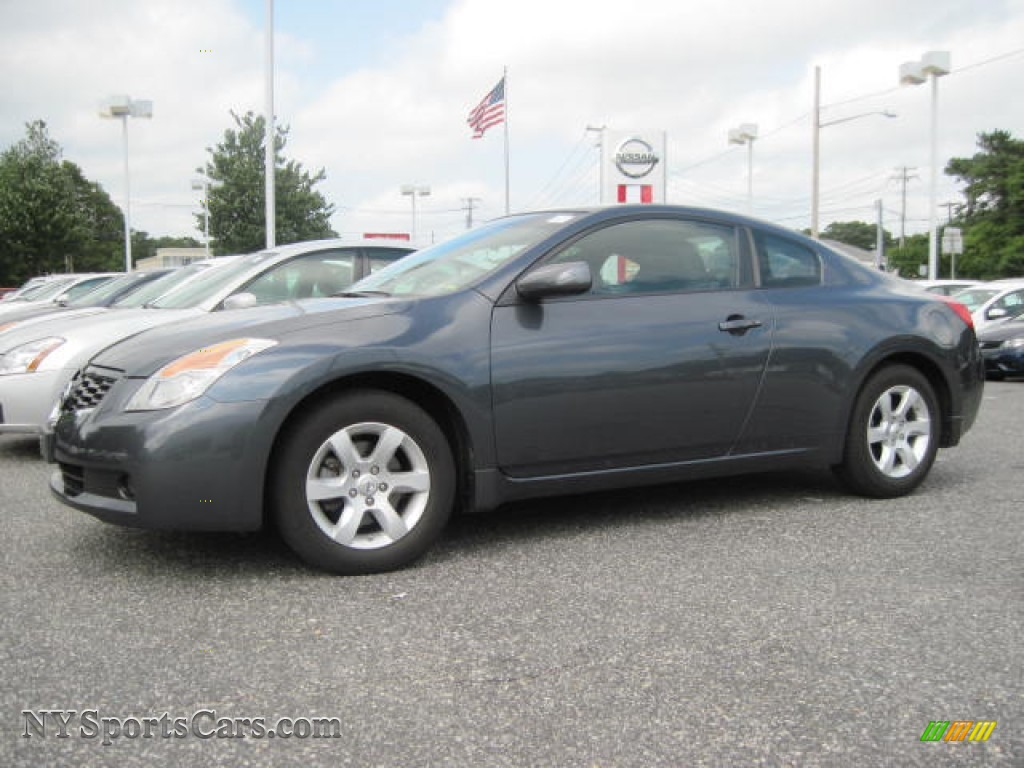 2009 nissan altima 2 5 s coupe in dark slate metallic 179779 cars for. Black Bedroom Furniture Sets. Home Design Ideas