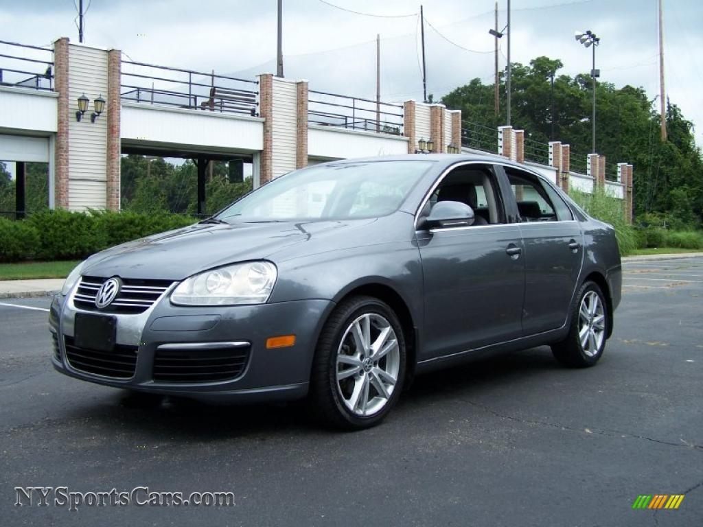 All Types 2006 jetta : 2006 Volkswagen Jetta 2.5 Sedan in Platinum Grey Metallic - 740292 ...