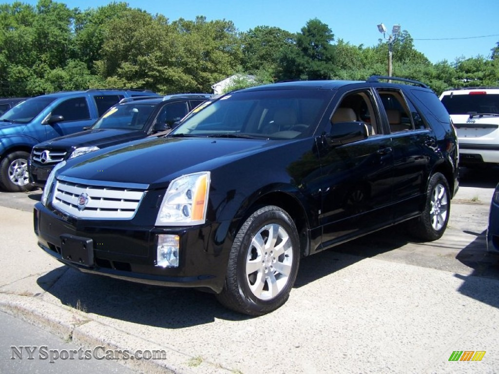 2007 cadillac srx v6 in black raven 137466 cars for sale in new york. Black Bedroom Furniture Sets. Home Design Ideas