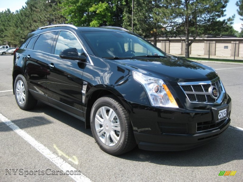 2011 cadillac srx 4 v6 awd in black ice metallic 678974 cars for sale in. Black Bedroom Furniture Sets. Home Design Ideas