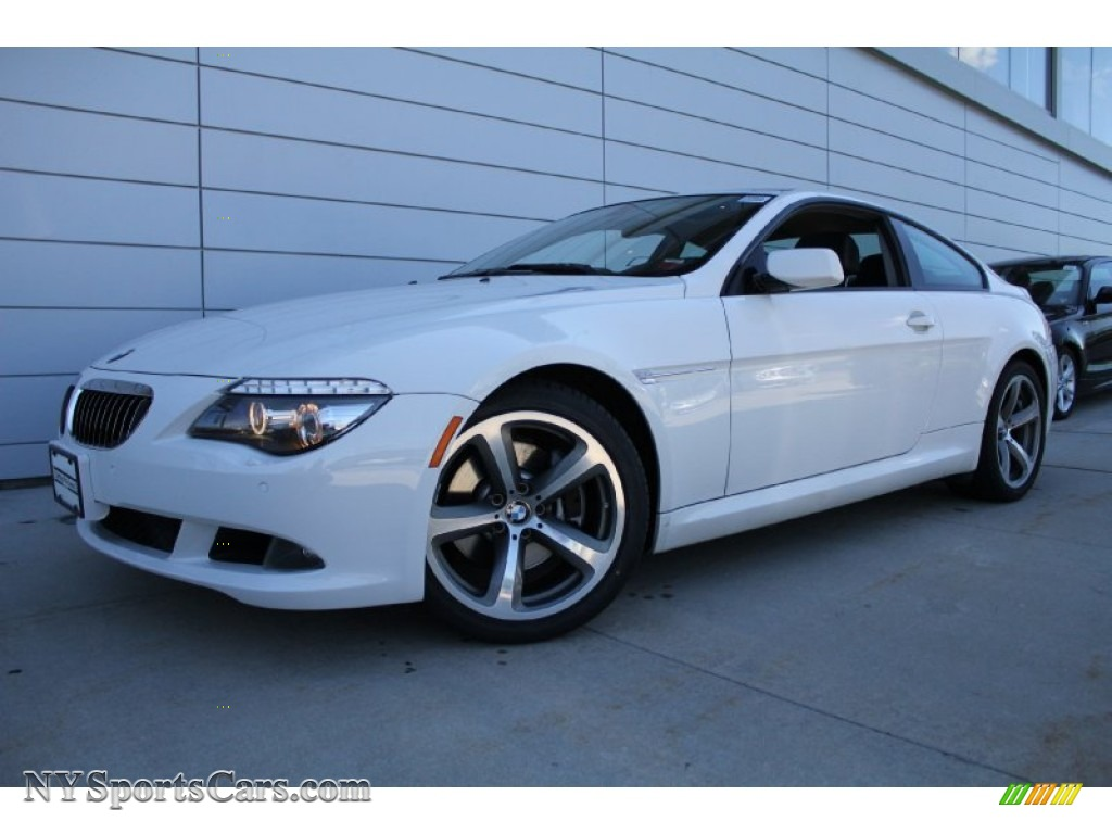 2008 bmw 6 series 650i coupe in alpine white photo 13 v91052 cars for. Black Bedroom Furniture Sets. Home Design Ideas