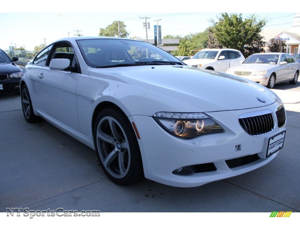 2008 bmw 6 series 650i coupe in alpine white photo 7. Black Bedroom Furniture Sets. Home Design Ideas