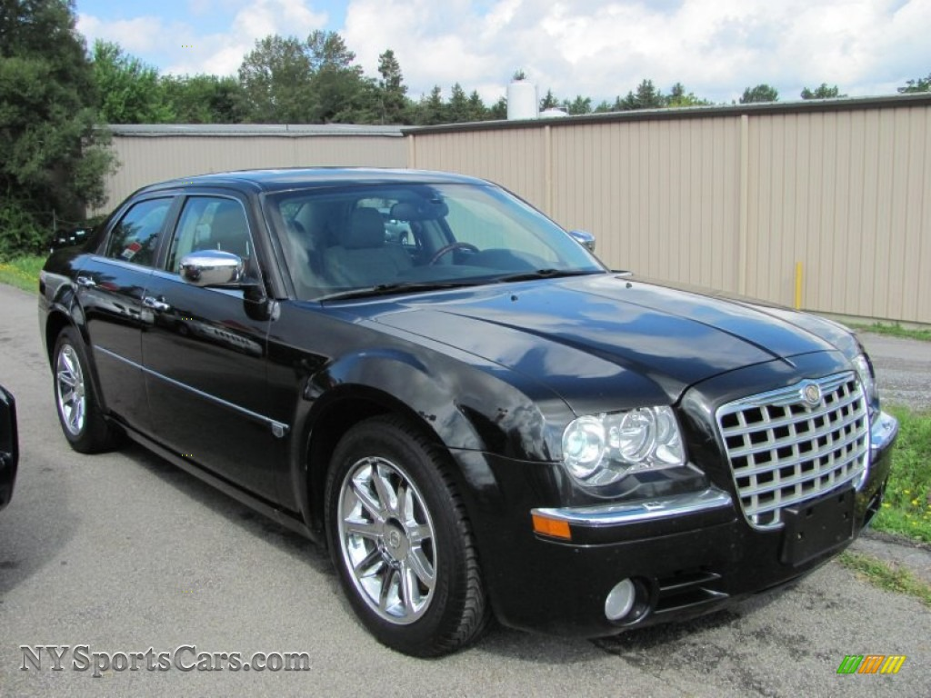 2006 chrysler 300 c hemi in brilliant black crystal pearl. Black Bedroom Furniture Sets. Home Design Ideas