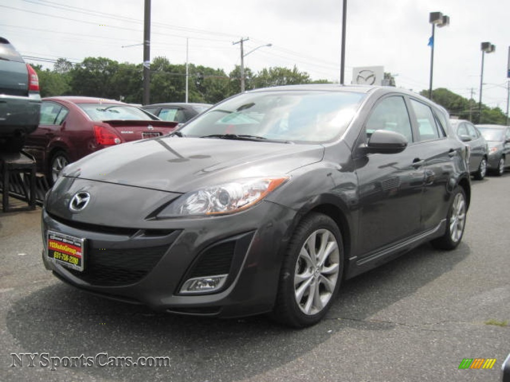 2010 mazda mazda3 s sport 5 door in graphite mica 275169 cars for sale in. Black Bedroom Furniture Sets. Home Design Ideas