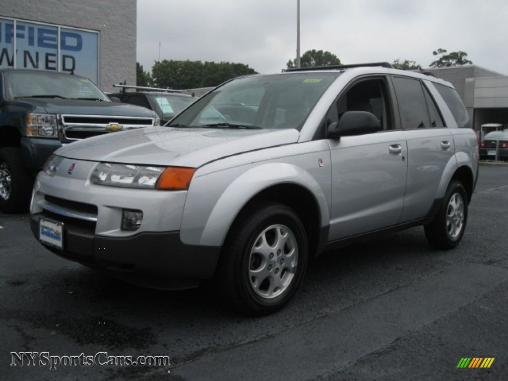 2004 saturn vue v6 in silver nickel photo 2 875660 cars for sale in new york. Black Bedroom Furniture Sets. Home Design Ideas