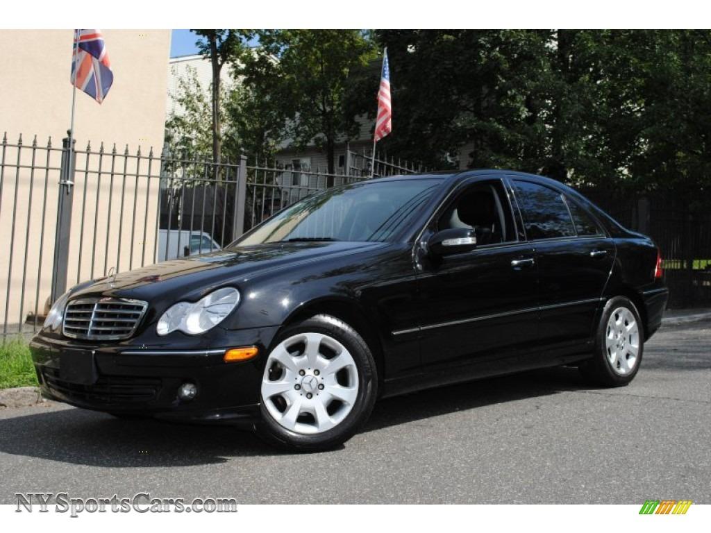 2006 Mercedes-Benz C 280 4Matic Luxury in Black photo #17 ...