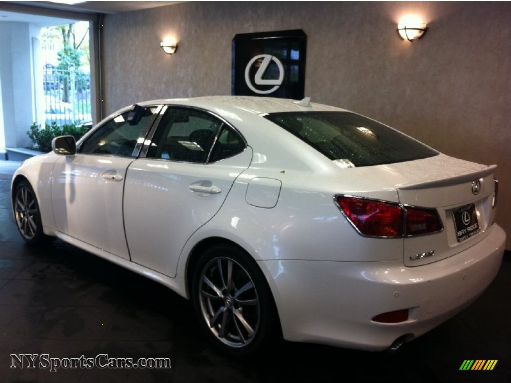 2008 lexus is 350 in starfire white pearl photo 2 021074 cars for sale. Black Bedroom Furniture Sets. Home Design Ideas