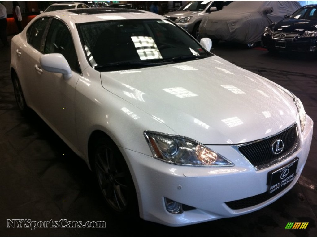 2008 lexus is 350 in starfire white pearl photo 4 021074 cars for sale. Black Bedroom Furniture Sets. Home Design Ideas