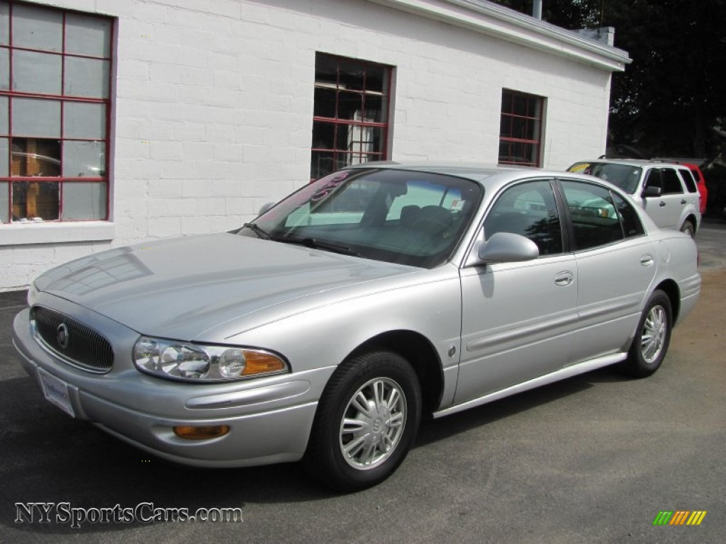 Sterling silver metallic medium gray buick lesabre custom
