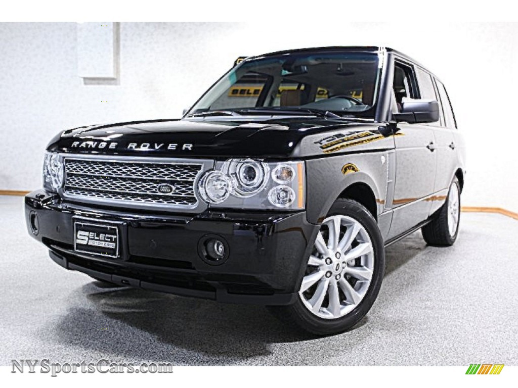 2008 land rover range rover westminster supercharged in java black pearlescent 276852. Black Bedroom Furniture Sets. Home Design Ideas