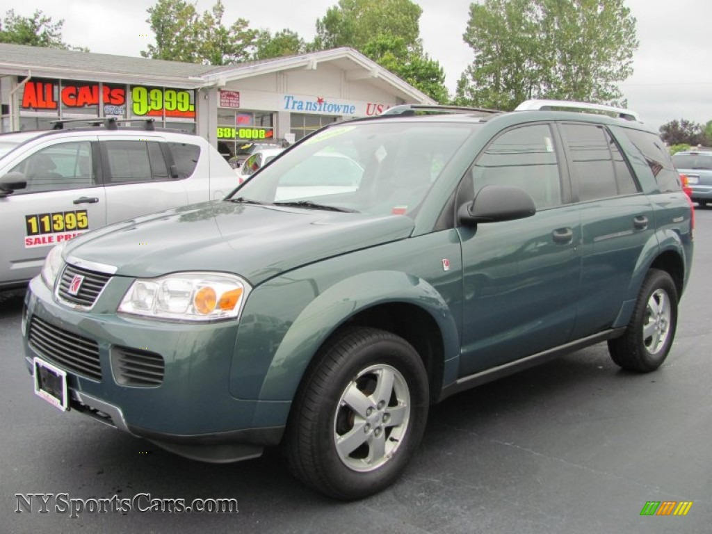 2006 Saturn Vue In Cypress Green 818747 Nysportscars