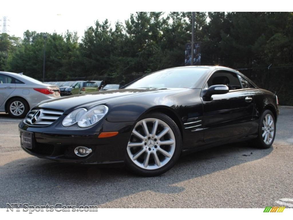 2008 mercedes benz sl 550 roadster in black 136085 for 2008 mercedes benz sl550 for sale